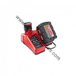 MILWAUKEE Chargeur universel M12-M18C