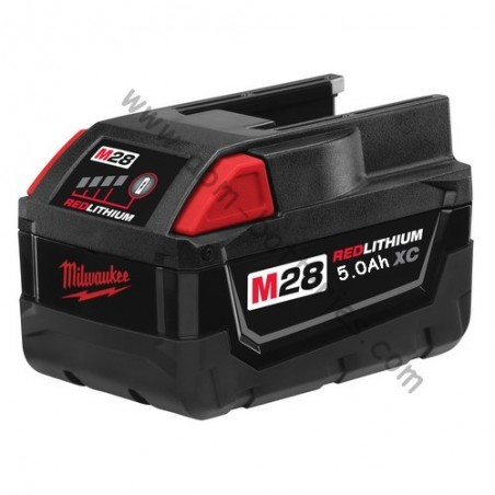 Batterie MILWAUKEE M28 B5 28V 5.0Ah Li-Ion
