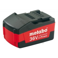 Batterie Metabo 36 volt /1.5 Ah LI-POWER COMPACT