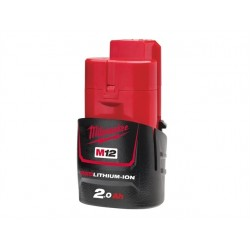 Batterie MILWAUKEE M12B2...