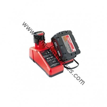 MILWAUKEE Chargeur universel M12, M14 et M18