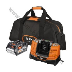 SET batterie l1840 bl batterie chargeur sac de transport