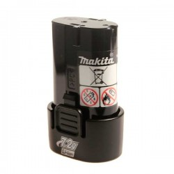Batterie MAKITA BL7010 7.2V 1Ah Li-Ion